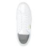 Bílé dámské tenisky na flatformě puma, bílá, 501-1159 - 15
