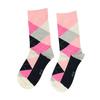 Dámské barevné ponožky bata, 919-8658 - 26