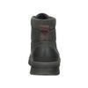 Kožená kotníčková obuv weinbrenner, šedá, 896-2703 - 16