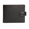 Pánská kožená peněženka bata, hnědá, 944-4202 - 26