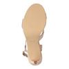 Dámské sandály s kamínky bata, 729-8611 - 17