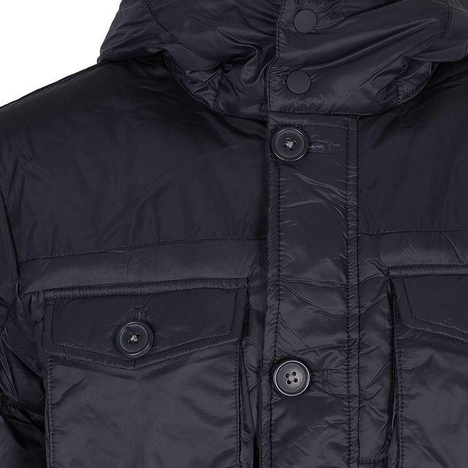 Pánská bunda s knoflíky bata, 979-9118 - 16