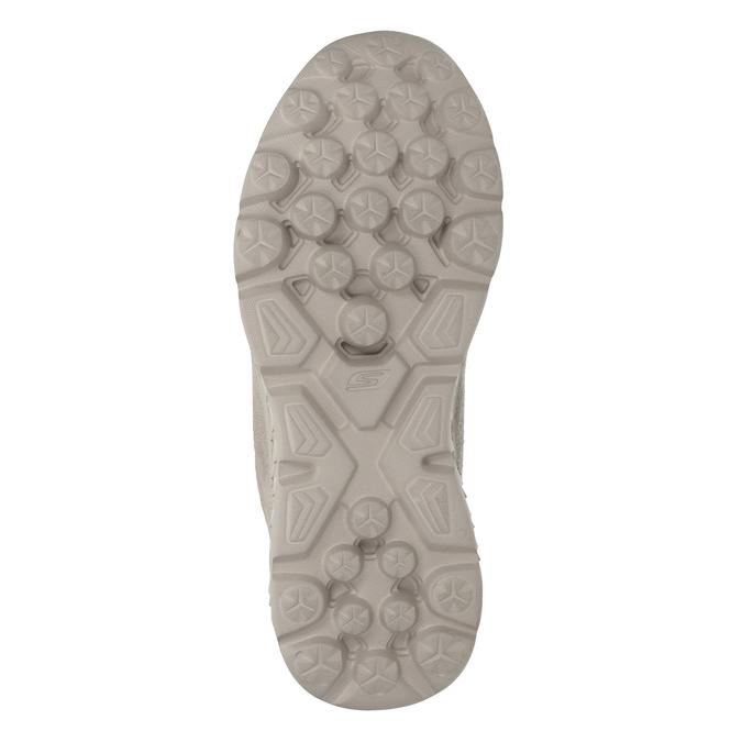 Dámská obuv z broušené kůže skechers, 503-3326 - 19