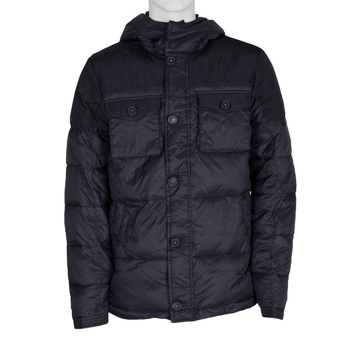 Pánská bunda s knoflíky bata, 979-9118 - 13