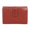 Kožená dámská peněženka bata, červená, 944-5189 - 16