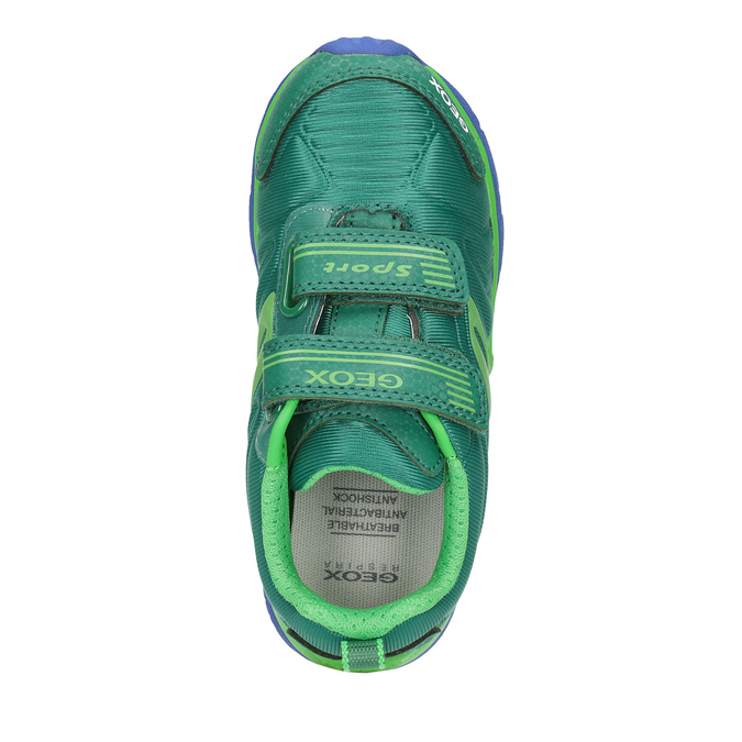 2197005 geox, zelená, 219-7005 - 17