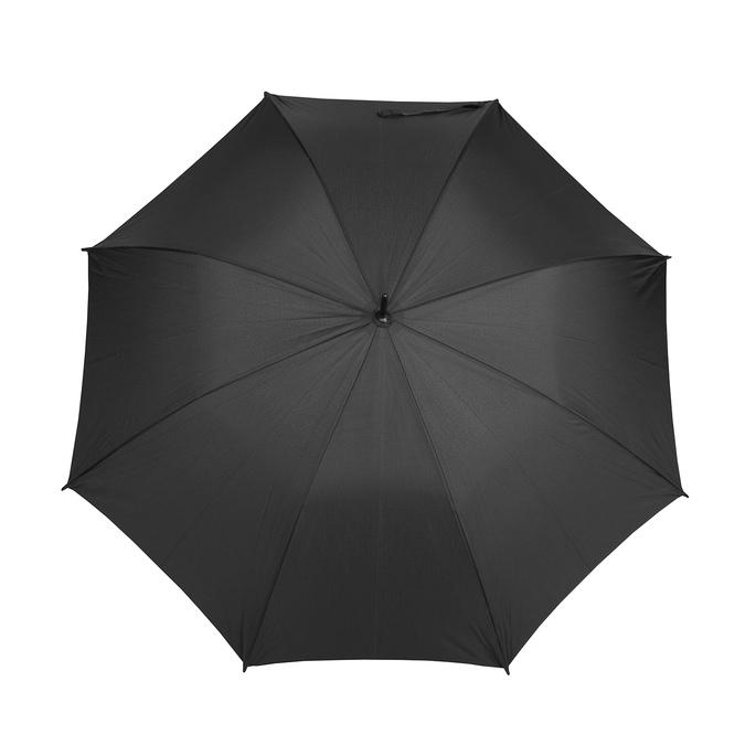černý deštník bata, černá, 909-6611 - 26