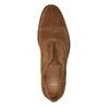 Oxford polobotky z broušené kůže bata, hnědá, 823-3618 - 15