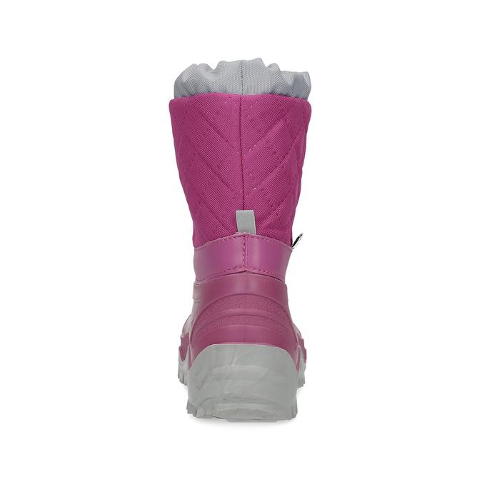 Dívčí růžové sněhule mini-b, 392-5201 - 15