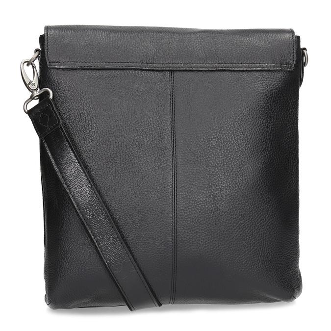 Kožená Crossbody taška royal-republiq, černá, 964-6093 - 16