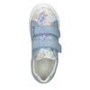 Modré dětské tenisky se vzorem mini-b, 221-9215 - 15