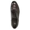 Celokožené Oxford polobotky bata, hnědá, 826-4826 - 17