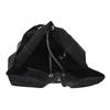 Kožená dámská kabelka se střapci bata, černá, 964-6294 - 15