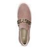 Kožená dámská Slip-on obuv bata, 513-5600 - 17