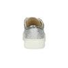 Stříbrné dívčí tenisky s řetízkem mini-b, stříbrná, 321-2307 - 15