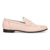 Růžové kožené Penny Loafers vagabond, růžová, 514-8094 - 19