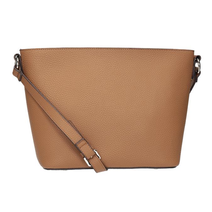 Hnědá dámská Crossbody kabelka bata, hnědá, 961-4842 - 16