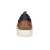Ležérní kožené tenisky bata, 843-9637 - 15