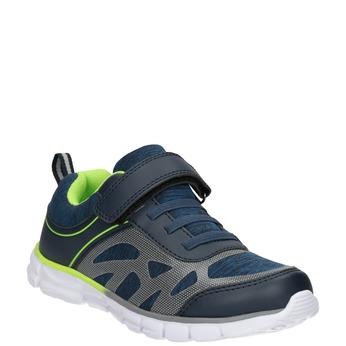 Sportovní dětské tenisky mini-b, modrá, 319-9148 - 13