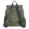 Dámský zelený batoh bata, khaki, 961-7833 - 16