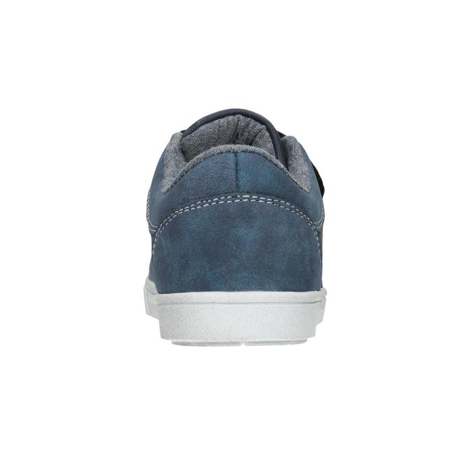 Modré dětské tenisky mini-b, 411-9101 - 16
