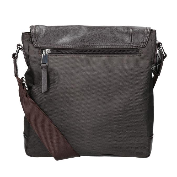 Pánská Crossbody taška bata, hnědá, 961-4832 - 16