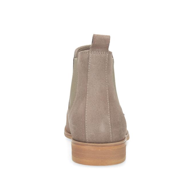 Kožená dámská Chelsea obuv bata, 593-8614 - 15