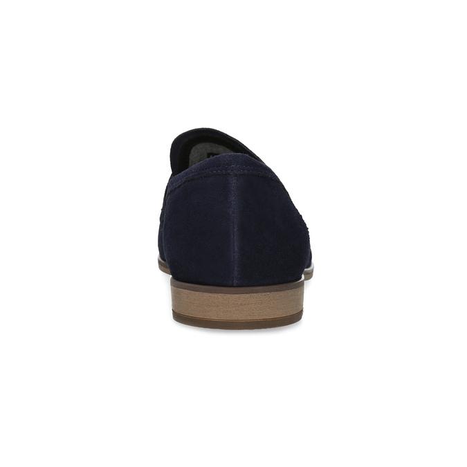 Mokasíny ve stylu Penny Loafers modré vagabond, modrá, 813-9053 - 15