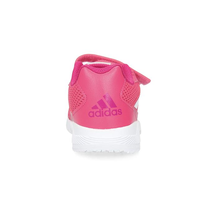 Růžové tenisky na suché zipy adidas, růžová, 309-5148 - 15
