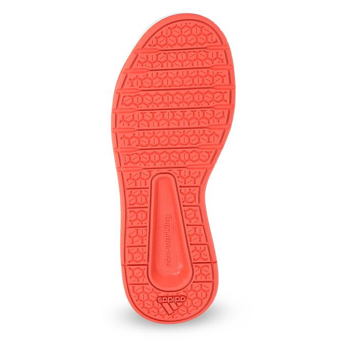 Dětské tenisky v lososové barvě adidas, růžová, 301-5151 - 18