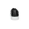 Kožené pánské tenisky černé vagabond, černá, 824-6030 - 15