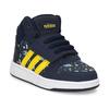 Chlapecké kotníčkové tenisky modré adidas, modrá, 101-9125 - 13