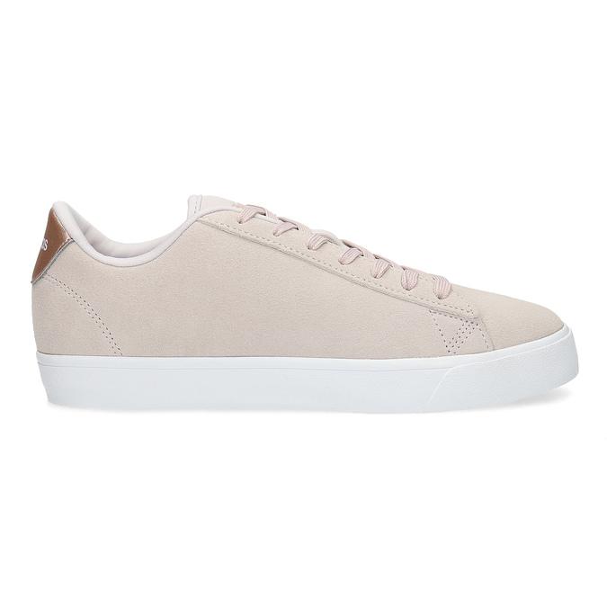 Růžové tenisky z broušené kůže adidas, růžová, 503-2554 - 19