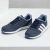 Modré dětské tenisky adidas, modrá, 401-9181 - 16