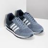 Pánské tenisky z broušené kůže adidas, modrá, 803-2293 - 26