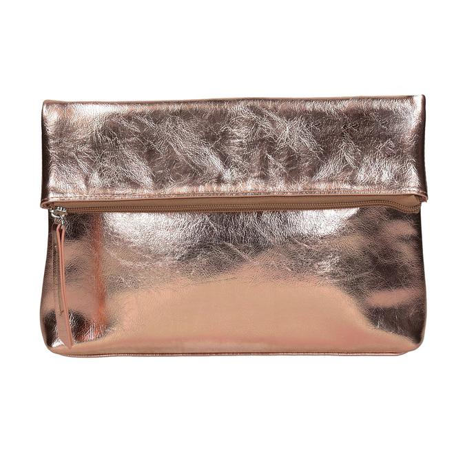 Zlatá Crossbody kabelka bata, 961-9852 - 26