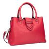 Červená dámská kabelka bata, červená, 961-5216 - 13