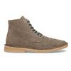 Pánská kožená kotníčková obuv bata, hnědá, 823-8629 - 19