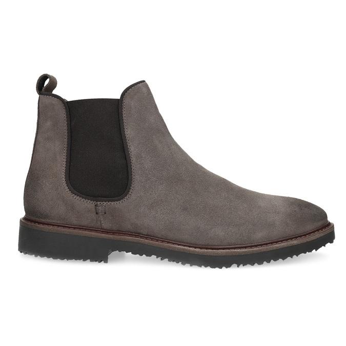 Kožené Chelsea Boots na výrazné podešvi bata, 823-8628 - 19