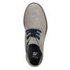 Dětské kožené Desert Boots mini-b, šedá, 313-3144 - 15