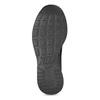 Černé dámské tenisky sportovního střihu nike, černá, 509-0157 - 18