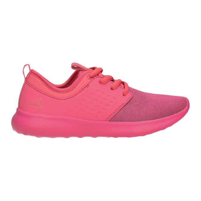 Růžové dětské tenisky power, růžová, 309-5202 - 26
