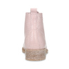 Dámská kotníčková obuv šněrovací ten-points, růžová, 526-5041 - 15