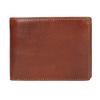 Hnědá kožená pánská peněženka bata, hnědá, 944-3191 - 26
