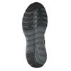 Pánské tenisky sportovního střihu šedé power, černá, 809-6853 - 17
