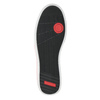 Ležérní tenisky z kůže power, šedá, 803-2860 - 17