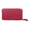 Červená kožená peněženka bata, červená, 944-5190 - 16