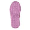 Dívčí růžové tenisky z kůže mini-b, růžová, 223-5605 - 17