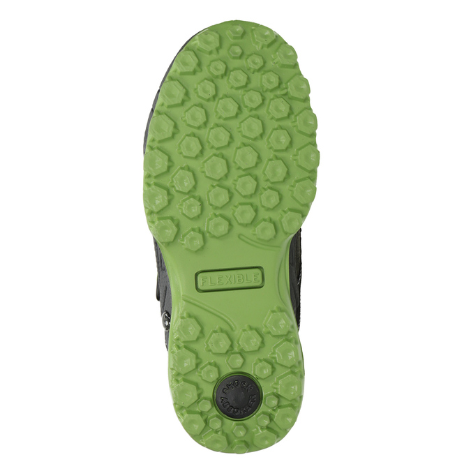 Chlapecké tenisky v outdoorovém stylu mini-b, šedá, 413-2604 - 17