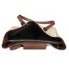 Kožená kabelka béžovo-hnědá bata, béžová, 2021-963-8194 - 15